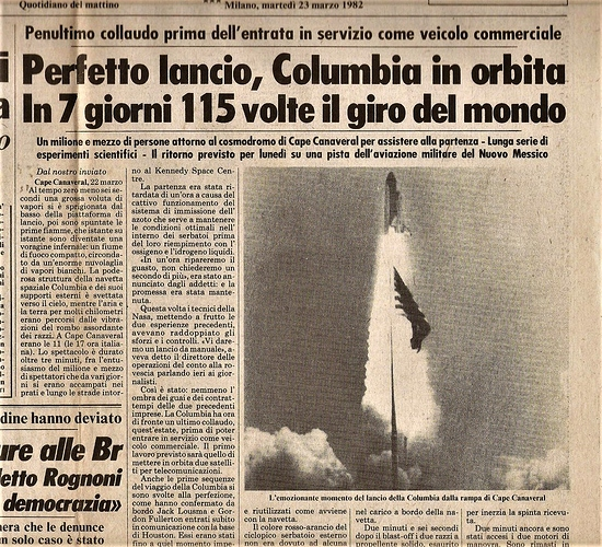 STS_3 IL GIORNALE