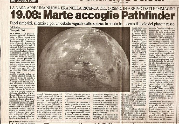 mars pathfinder 2