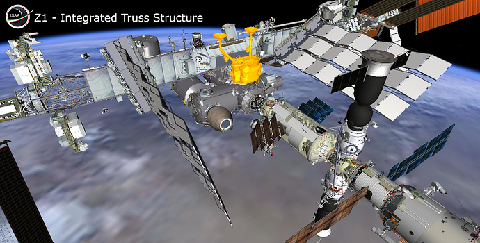 Z1 - Integrated Truss Structure