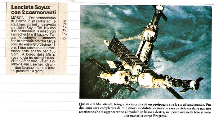 Soyuz TM-19