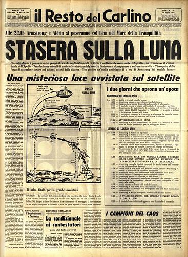 1969-07-20  Il Resto del Carlino
