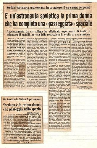 1984 07 26 prima EVA femminile