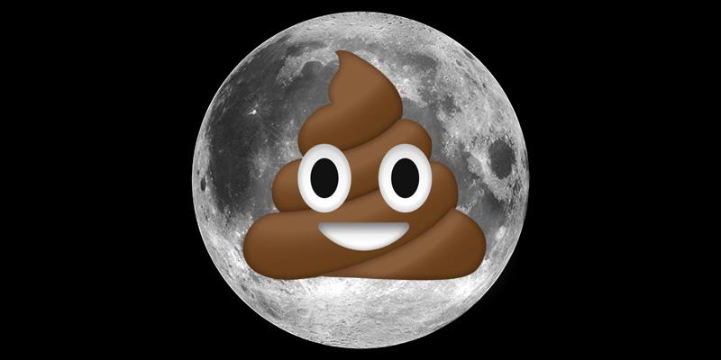 Interessante articolo sulla 'cacca' lunare - Off Topic -  ForumAstronautico.it